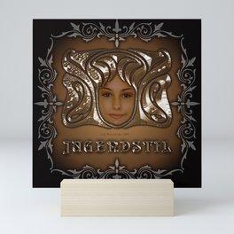Jugendstil Mini Art Print