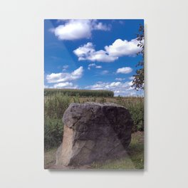 Landscape rock Metal Print