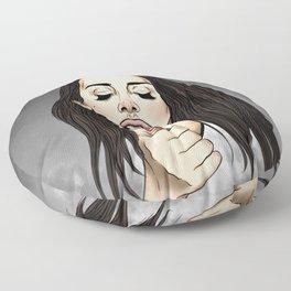 Lana del God Floor Pillow