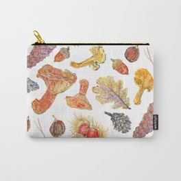 Forest Treasures - Pattern Carry-All Pouch