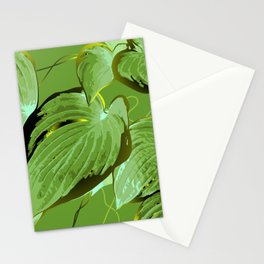 Ficus Plant 11 Stationery Cards
