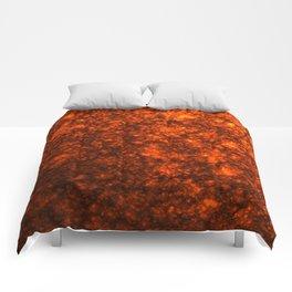 Molten Lava Comforters