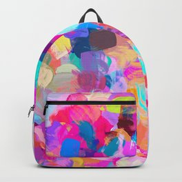 Candy Shop #painting Backpack
