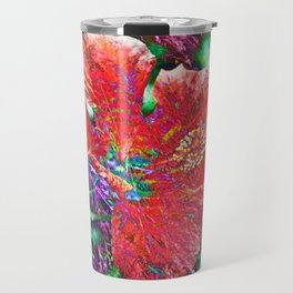 FLORAL BIZARRE SOUND Travel Mug