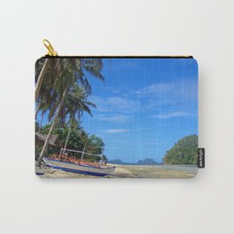 Tides Out Carry-All Pouch