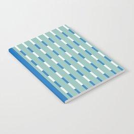 Lane Dividers Notebook