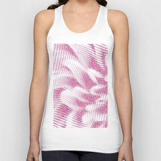 Flower Whisps Unisex Tank Top