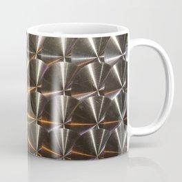 Reflections of Jupiter's Amalthea Gossamer Ring Coffee Mug