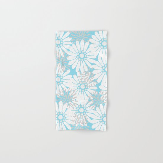 Summer Flowers  Hand & Bath Towel