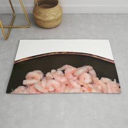 Shrimp Rug