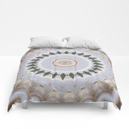 Remnant Marble Mandala 3 Comforters