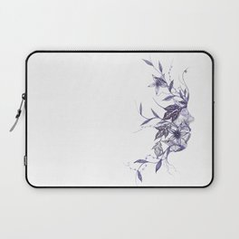 Face of Nature Laptop Sleeve