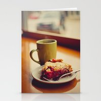 pie Stationery Cards featuring Pie by Jo Bekah Photography