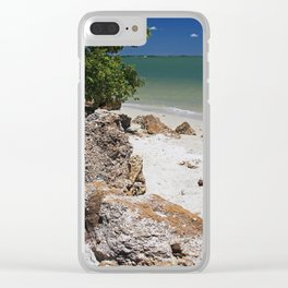 The Grand Delusion Clear iPhone Case