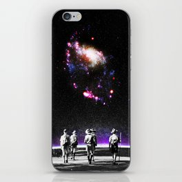 Explore The Unknown iPhone Skin
