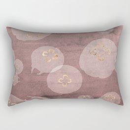 Blush Jellies Rectangular Pillow