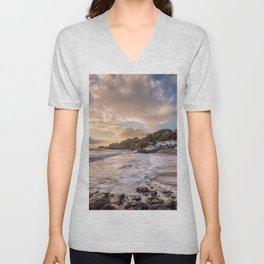 Steephill Cove Unisex V-Neck