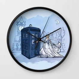 Come Away with Me Wall Clock