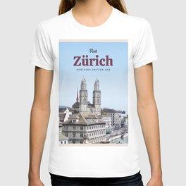 Visit Zürich T-shirt