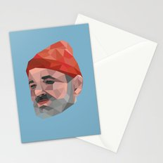 Steve Zissou / Bill Murray / Life Aquatic Stationery Cards