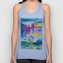 PASSING TIME Unisex Tank Top