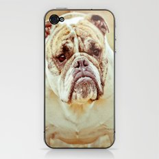Portrait of a Lady iPhone & iPod Skin