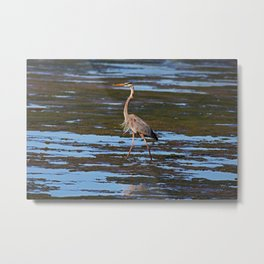 In the Muck Metal Print