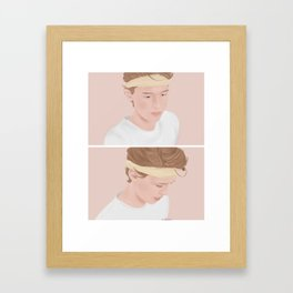 Skam | Even Bech Næsheim #3 Framed Art Print