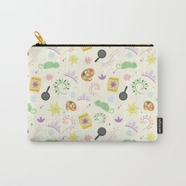 Rapuzel's Favorite things Carry-All Pouch