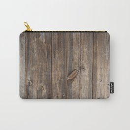 Wood texture - wooden background 2 Carry-All Pouch