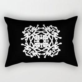 JAPANESE KANJI ART (KAKUMEI=REVOLUTION) by AKIRA Rectangular Pillow