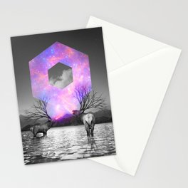 Made of Star Stuff Stationery Cards