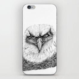 Eagle bird iPhone Skin
