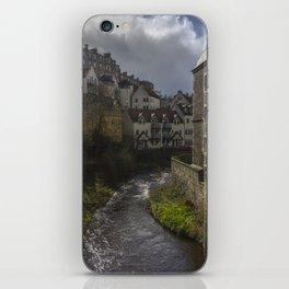 Dean Village, Edinburgh iPhone Skin