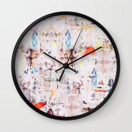 Lick wall Wall Clock