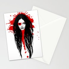 Pirata Blood Stationery Cards