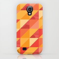 Triangles Galaxy S4 Slim Case