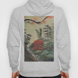 The green forest Hoody