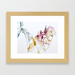 Thought Release Framed Art Print