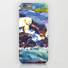 Sunset ♥ Bear iPhone 6s Slim Case