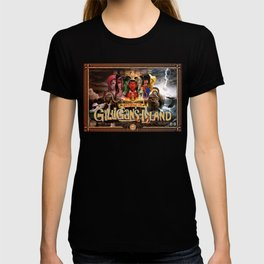 The Seven Deadly Sins of Gilligan's Island T-shirt