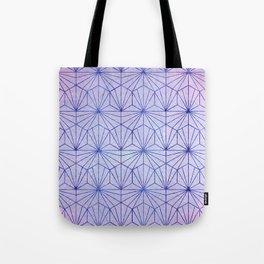 Winter Lace Tote Bag