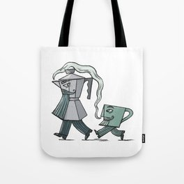 Bialetti on the go Tote Bag