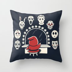 Decisions Decisions  Throw Pillow