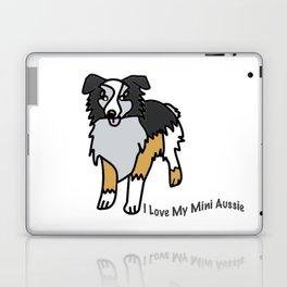 I Love My Mini Aussie Kawaii Laptop & iPad Skin