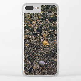 shale shock Clear iPhone Case