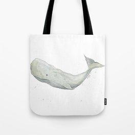 Whale 2 Tote Bag