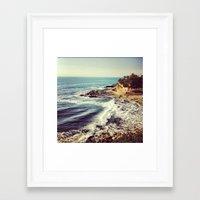 spain Framed Art Prints featuring Spain by Monika Manowska