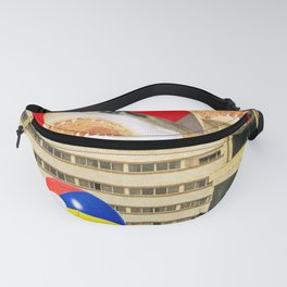 Poolside View Fanny Pack