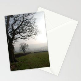 Gate in the distance Stationery Cards